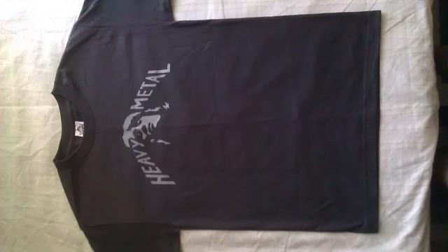 Heavy Metal Records t-shirt